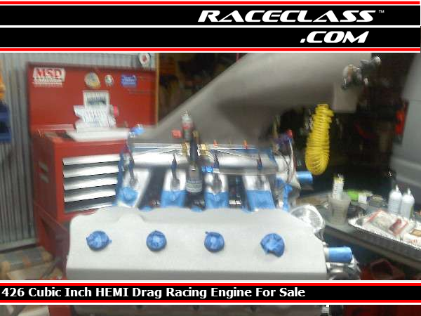 426 HEMI Racing Engine For Sale on RaceClass.com