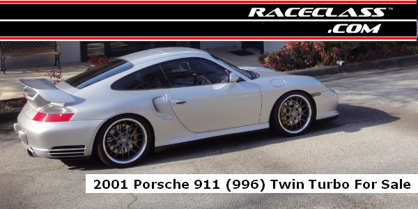 2001 porsche 911 996 twin turbo for sale. Black Bedroom Furniture Sets. Home Design Ideas