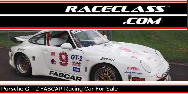 Porsche GT-2 FABCAR Racing Car For Sale | #RACECLASS