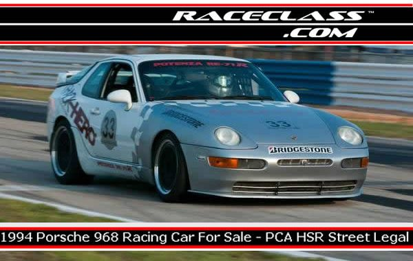 1994 Porsche 968 Racing Car For Sale | #RACECLASS