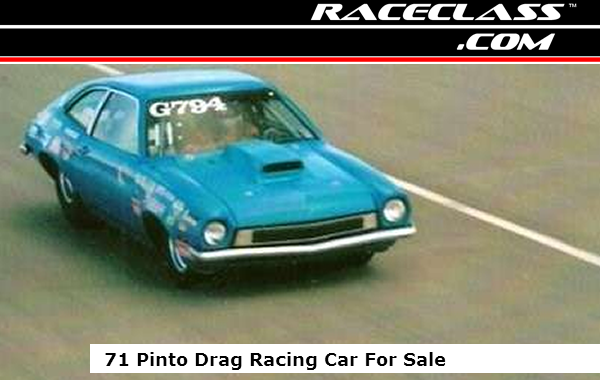 1971 Pinto Drag Racing Car For Sale on RaceClass.com