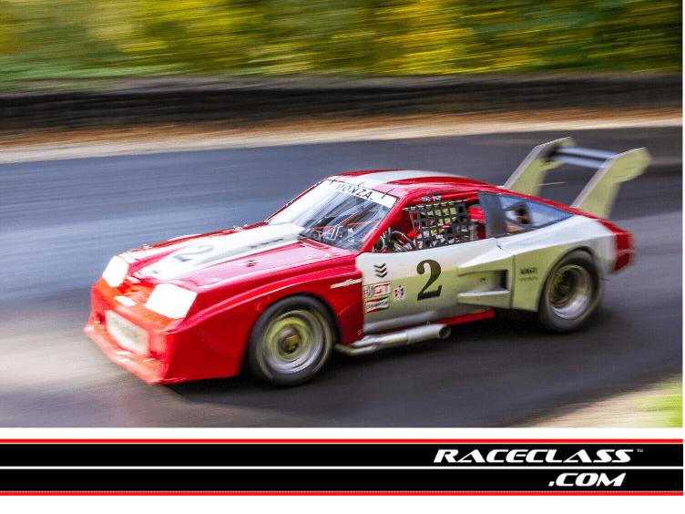 Warren Agor - Dekon Monza Tribute IMSA / SCCA Racing Car 1976 Chevy IMSA GT Monza RaceCar For Sale on RaceClass.com