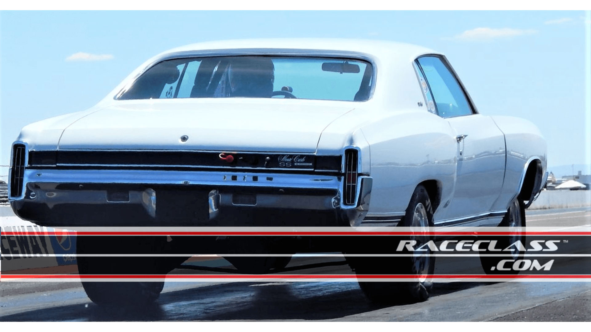 This Rust Free - 1970 Monte Carlo SS Drag Racing Car is For Sale on RaceClass.com